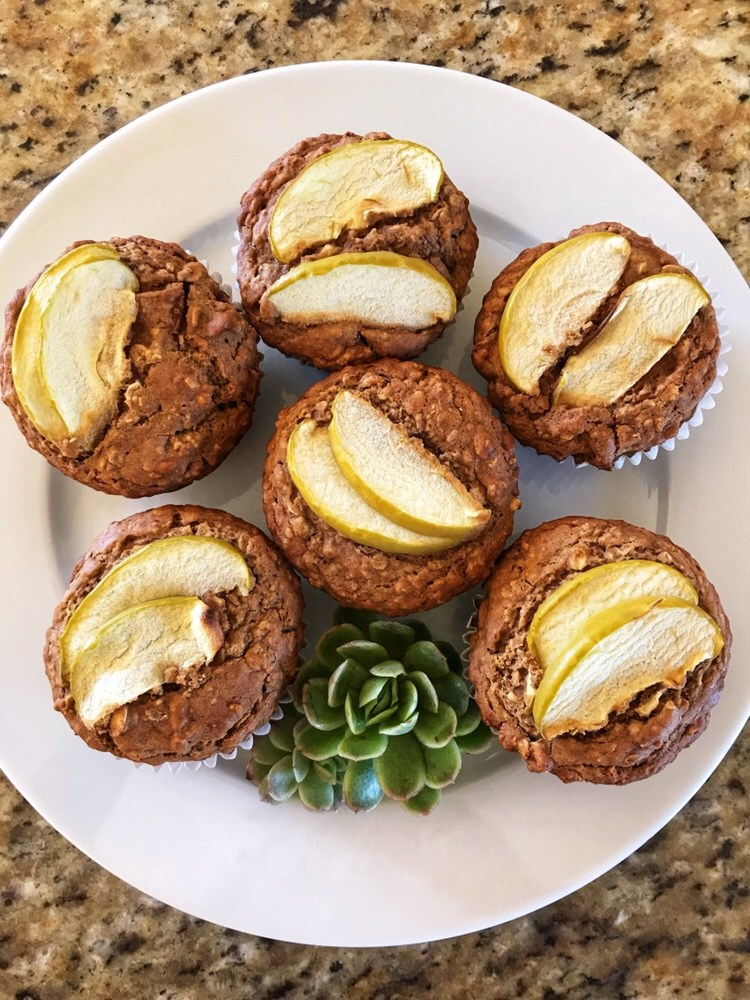 the-hungry-piggy-buckwheat-apple-muffins-1