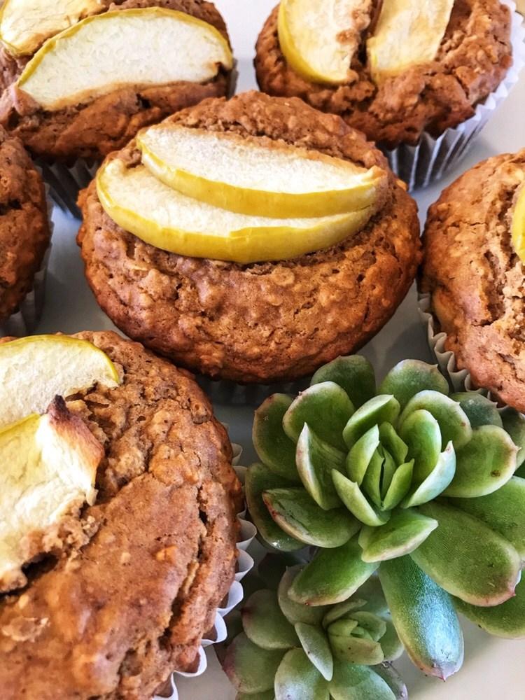 the-hungry-piggy-buckwheat-apple-muffins-2