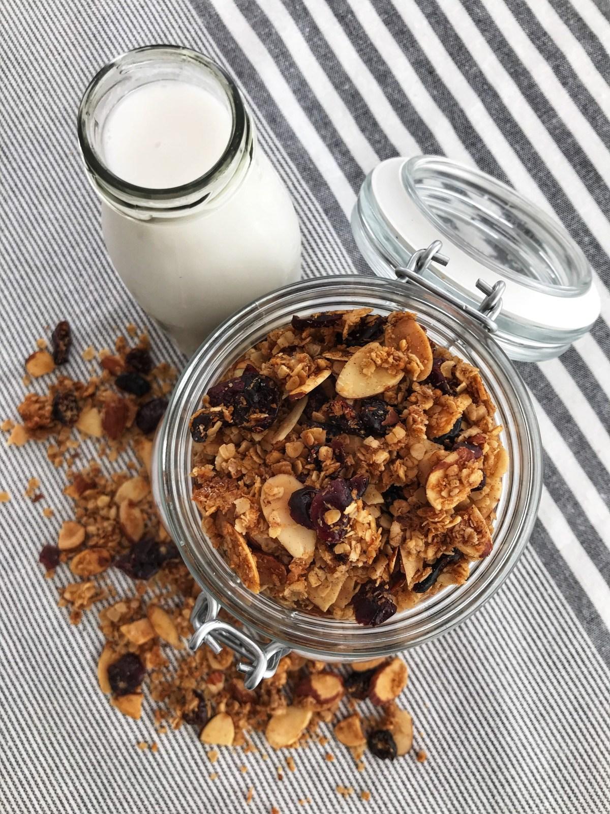 the-hungry-piggy-easy-homemade-granola-image-2