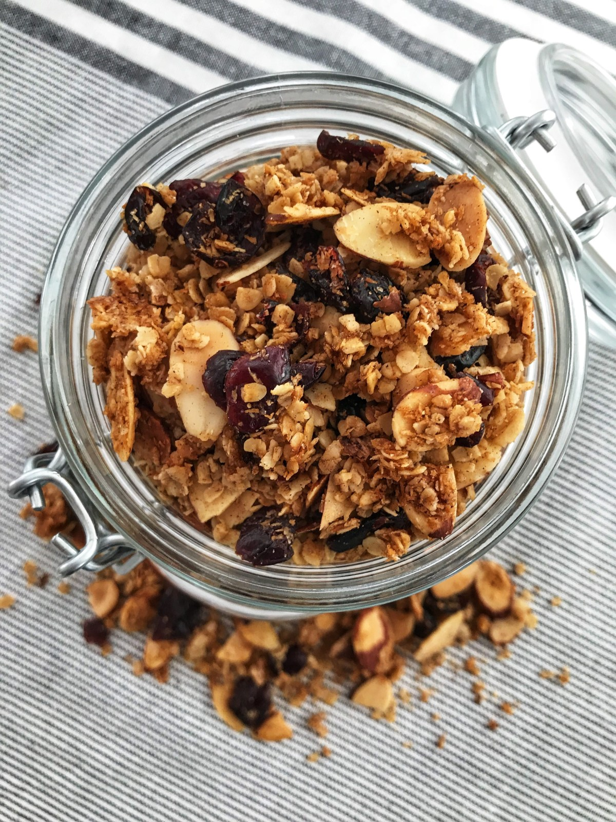 the-hungry-piggy-easy-homemade-granola-image-3